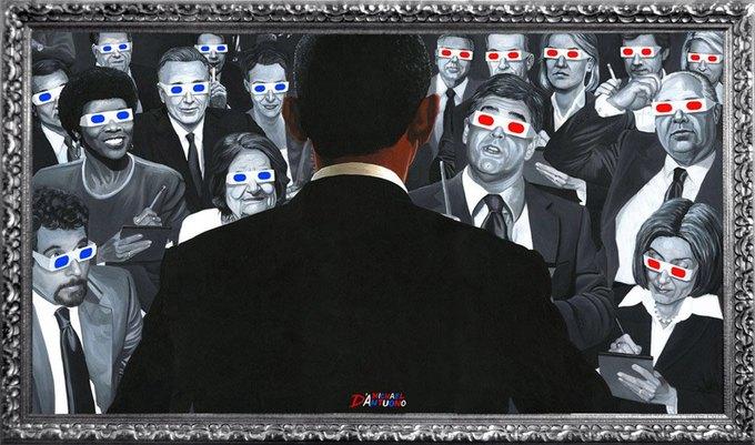 Майкл Д'Антуоно: Социальный поп-арт в работах американского художника. Изображение № 10.