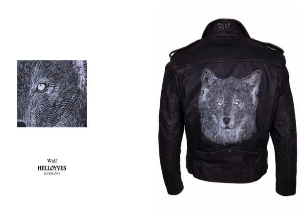 Марка Levi's Vintage Clothing выпустила коллекцию байкерских кожаных курток. Изображение № 2.