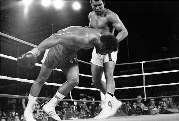 Бой: «Грохот в Джунглях» — Мохаммед Али против Джорджа Формана. Изображение № 2.
