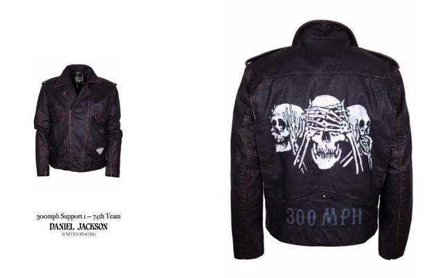 Марка Levi's Vintage Clothing выпустила коллекцию байкерских кожаных курток. Изображение № 7.