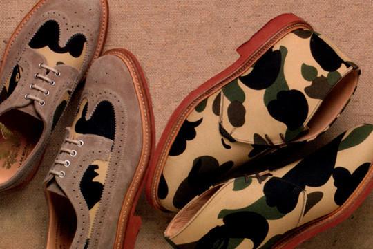 Коллекция обуви Марка МакНэйри, Sperry Top-Sider и марки Bape. Изображение № 3.