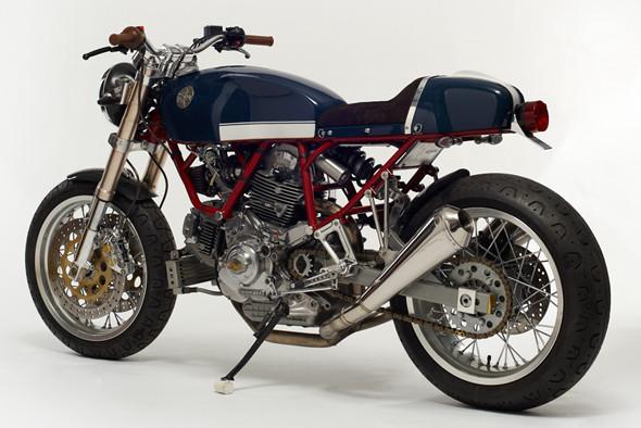 Дженерал Моторс: 10 самых авторитетных мотомастерских со всего мира. Изображение №47.