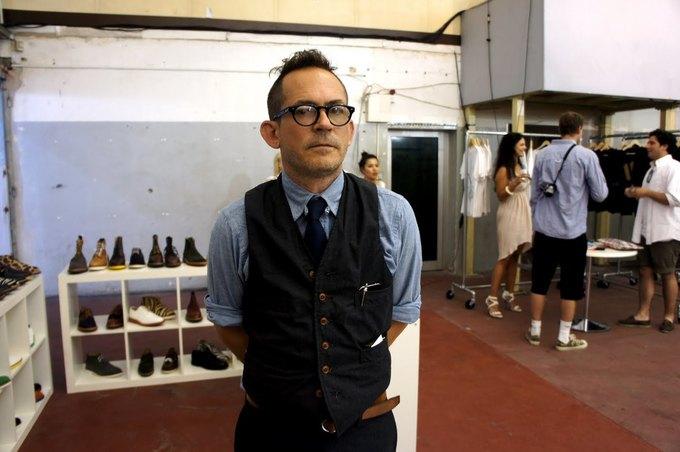 Марк МакНейри вернулся в Woolrich Woolen Mills для создания новой коллекции. Изображение № 1.