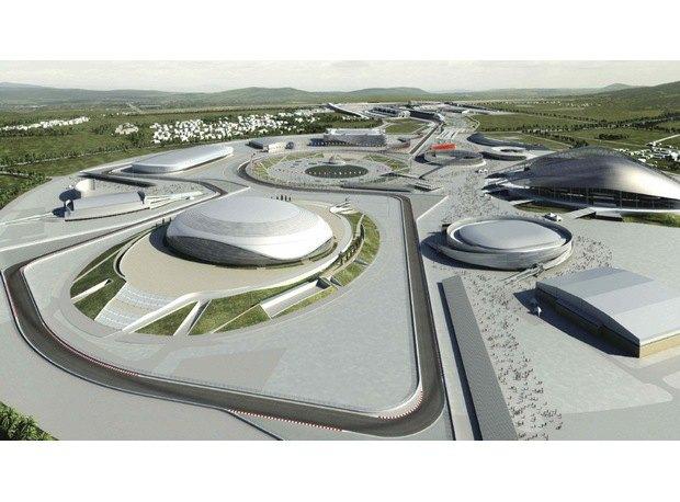 Первая в России гонка «Формулы-1» запланирована на октябрь 2014 года. Изображение № 2.