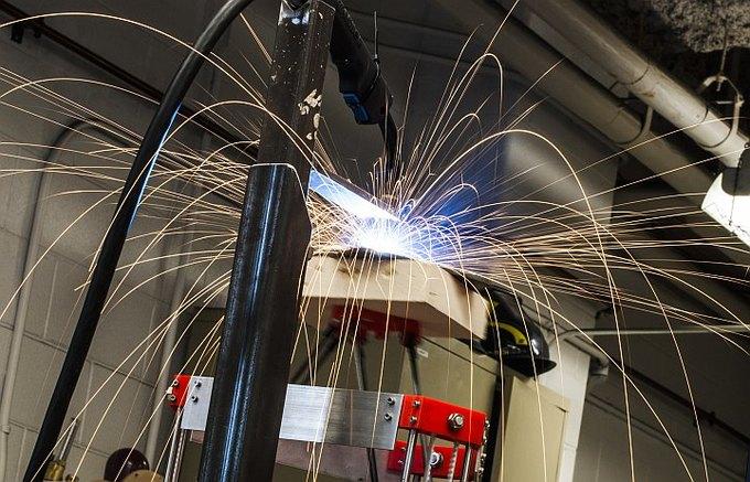 В США разработали дешевый 3D-принтер для печати из металла. Изображение № 1.