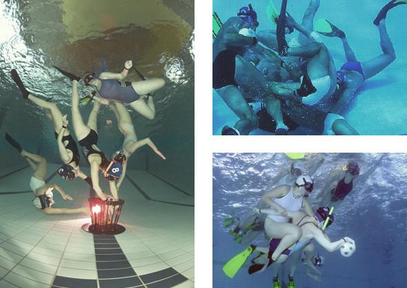 Неолимпийские игры: Квиддич, подводное регби, метание тунца и еще 15 необычных соревнований. Изображение № 11.
