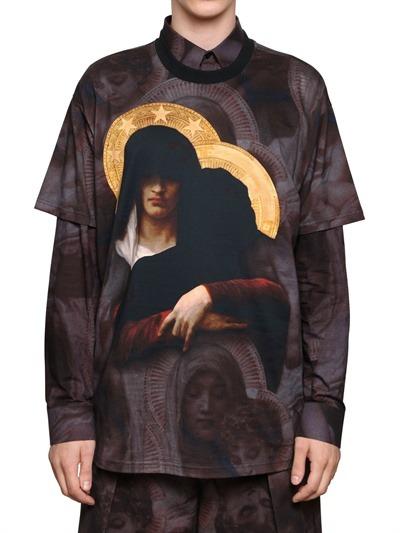 Givenchy выпустили коллекцию футболок с изображением Мадонны. Изображение № 20.