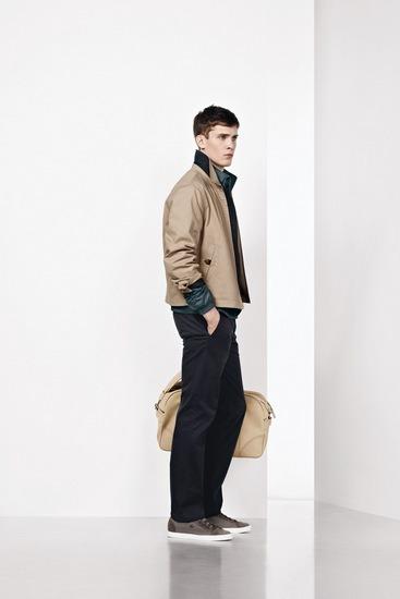 Марка Lacoste представила осеннюю коллекцию одежды. Изображение № 12.