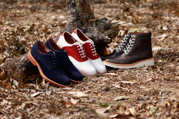 Изображение 4. Японская обувная компания Regal представила свою вторую линию.. Изображение № 1.