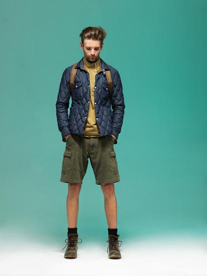 Марка Grunge John Orchestra. Explosion опубликовала лукбук новой коллекции одежды . Изображение № 19.