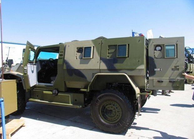 ВПК-3927 «Волк». Изображение № 5.