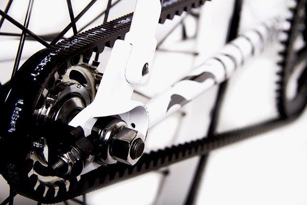 Компания Panda вместе со студией Akomplice представила новый велосипед. Изображение № 4.