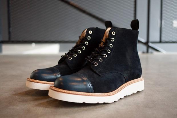 Дизайнер Марк МакНейри и канадский магазин Haven представили совместную коллекцию обуви. Изображение № 1.