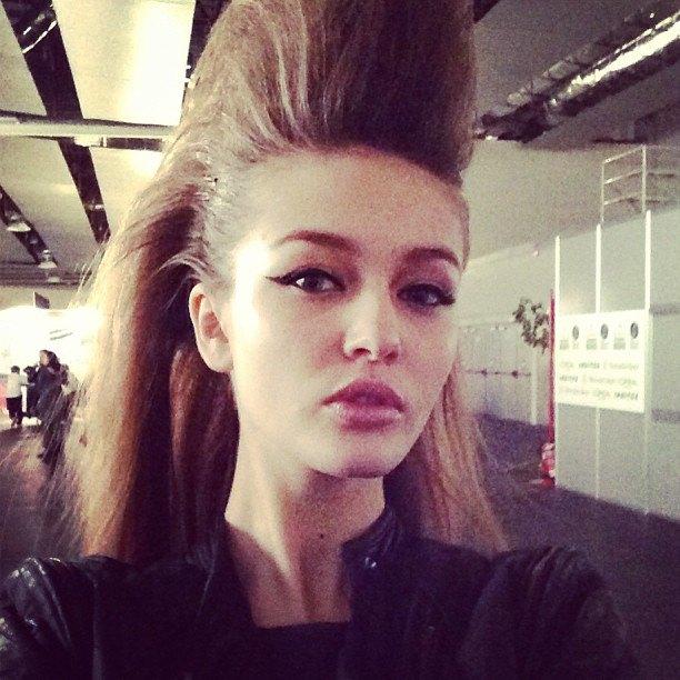 Что публикуют в своих Instagram-блогах российские модели. Изображение № 3.