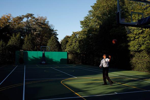 Наглядный пример: Барак Обама. Изображение № 19.