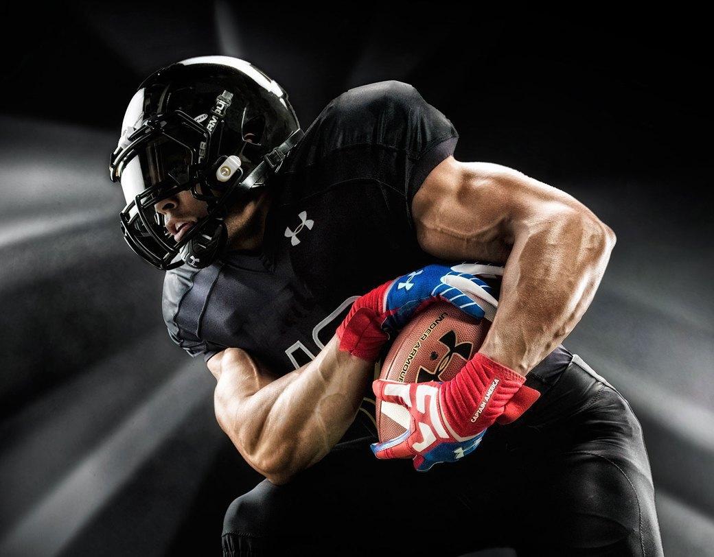 Как марка Under Armour конкурирует с Nike и Adidas на американском рынке. Изображение № 1.