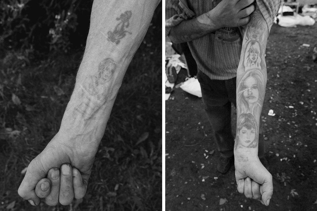Польская тюремная тату: Краткий путеводитель по уникальному стилю. Изображение № 2.