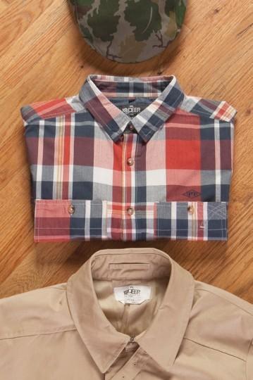 Американская марка 10.Deep выпустила лукбук весенней коллекции одежды. Изображение № 2.