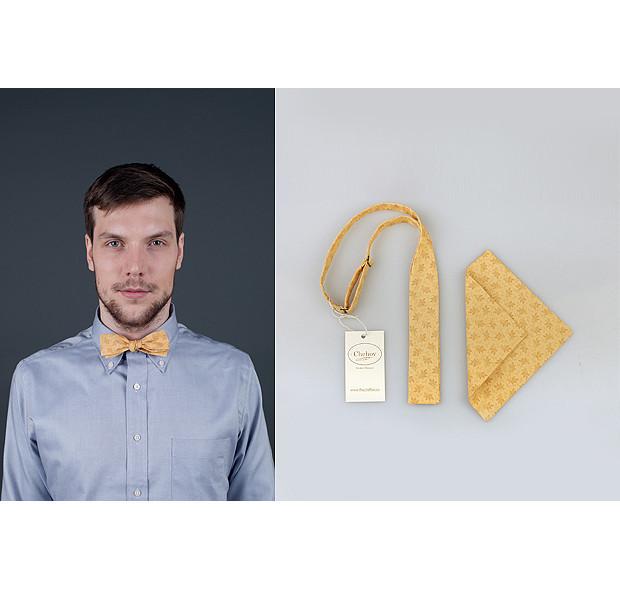 Московская марка Chehov выпустила новую коллекцию бабочек и галстуков. Изображение № 10.