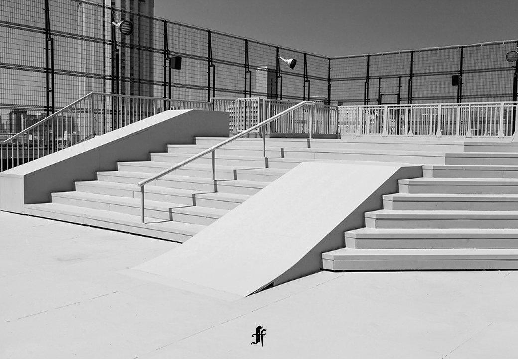 Скейт-парки с точки зрения архитектуры: 7 особенностей строения. Изображение № 17.