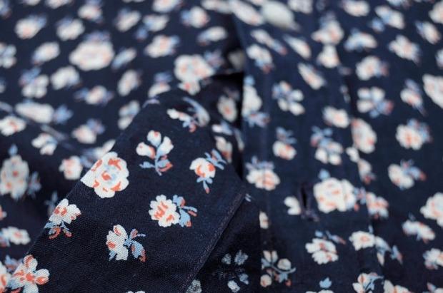 Марка Gitman Bros. представила новую коллекцию рубашек своей линейки Holiday. Изображение № 6.