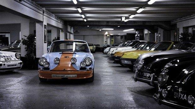 Вышла книга Porsche 911 Book: 50th Anniversary Edition. Изображение № 7.