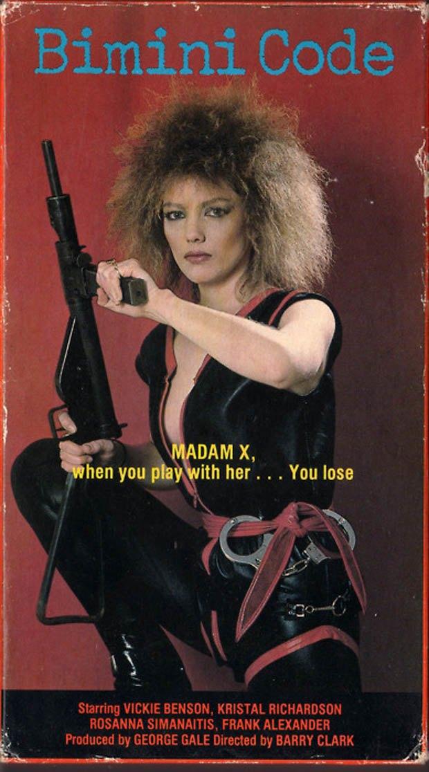 VHS Cover Junkie: Tumblr-блог коллекционера обложек видеокассет . Изображение № 22.