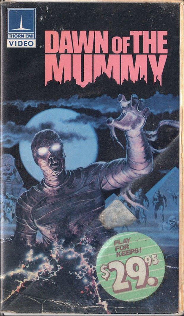 VHS Cover Junkie: Tumblr-блог коллекционера обложек видеокассет . Изображение № 51.
