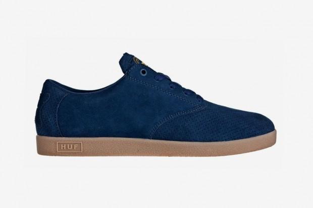 Калифорнийская марка Huf выпустила новый лукбук и весеннюю коллекцию обуви. Изображение № 15.