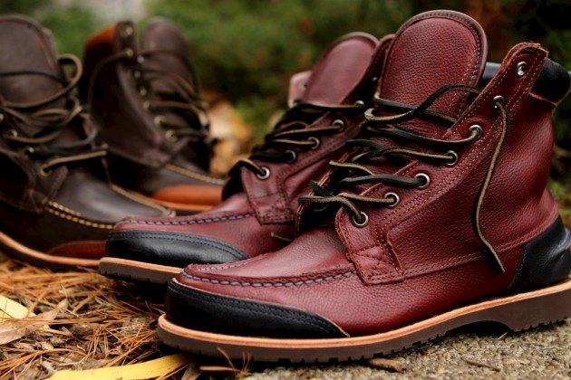 Дизайнер Ронни Фиг и марка Sebago представили осенне-зимнюю коллекцию обуви. Изображение № 8.