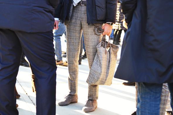 Итоги Pitti Uomo: 10 трендов будущей весны, репортажи и новые коллекции на выставке мужской одежды. Изображение № 109.