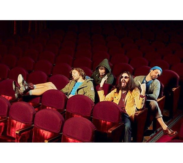 Российская марка Grunge John Orchestra. Explosion выпустила второй весенний лукбук. Изображение № 31.