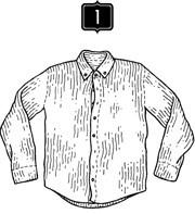 How to: Как сложить рубашку. Изображение №2.
