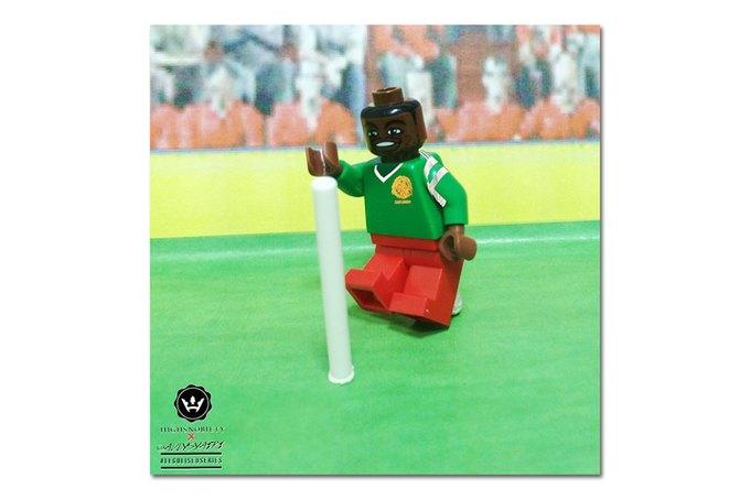 Малайзиец воссоздал исторические моменты футбольных чемпионатов из LEGO. Изображение № 5.