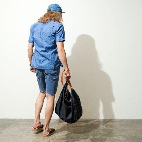Марка Nonnative опубликовала лукбук летней коллекции одежды. Изображение № 2.