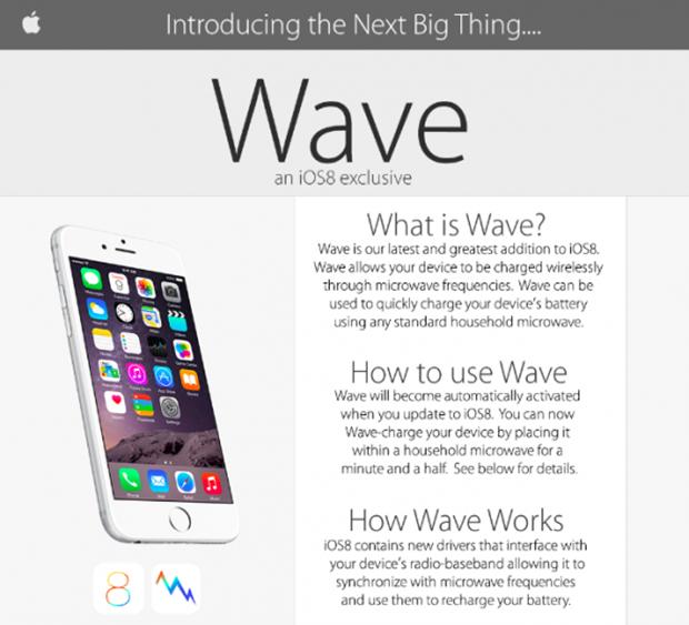 Пользователи iPhone массово начали заряжать смартфон от микроволновки. Изображение № 1.