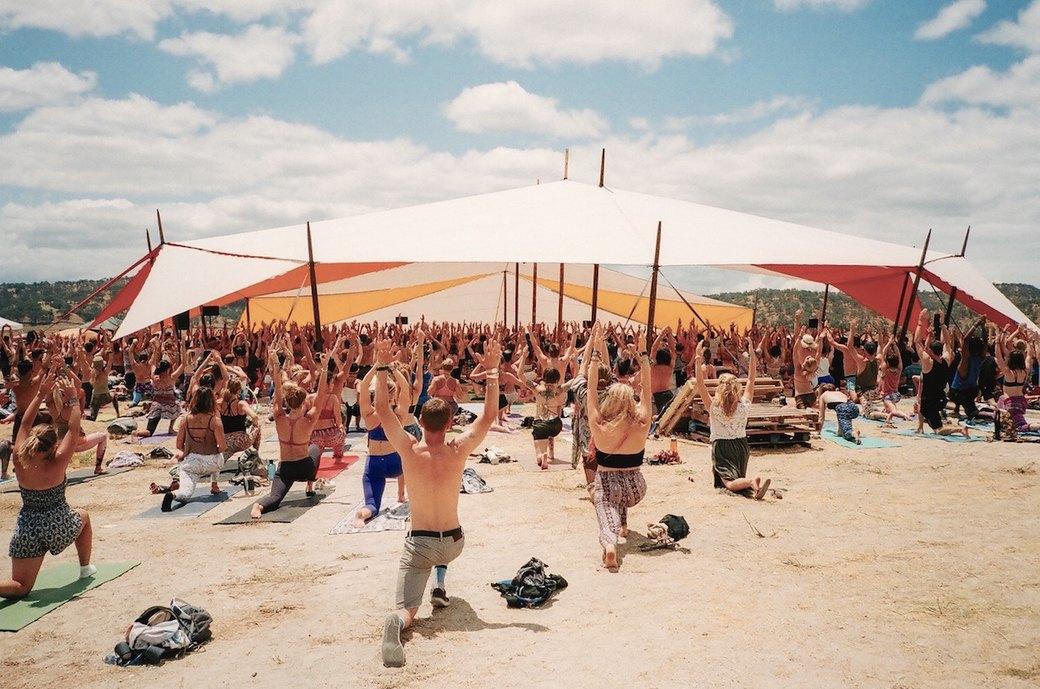 Танцы протеста: Самые честные и закрытые рейвы Америки. Изображение № 13.