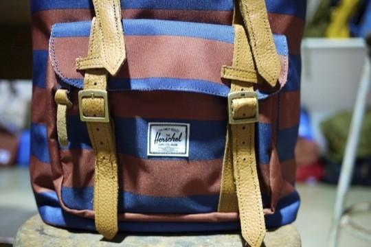Превью осенней коллекции рюкзаков марки Herschel. Изображение № 4.
