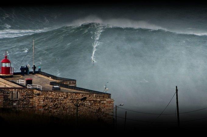 10 самых опасных в мире мест для сёрфинга. Изображение № 8.