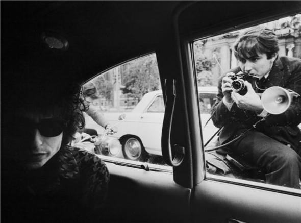 Умер известный фотограф Барри Файнштейн. Изображение № 5.
