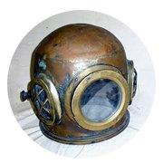 Находка недели: Винтажный водолазный шлем. Изображение № 5.