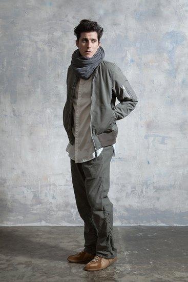 Японская марка Nonnative выпустила лукбук осенней коллекции одежды. Изображение № 8.