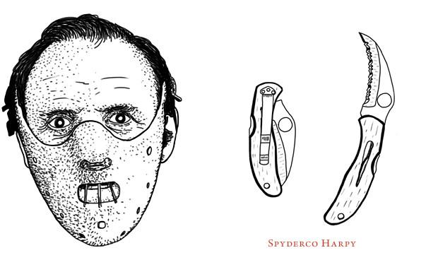 Операция сложения: Все, что нужно знать о складных ножах — от буквы закона до выбора и ухода. Изображение №49.