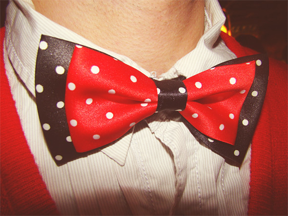 Изображение 13. Детали: Мужские бабочки на джентльменском вечере FURFUR.. Изображение № 2.