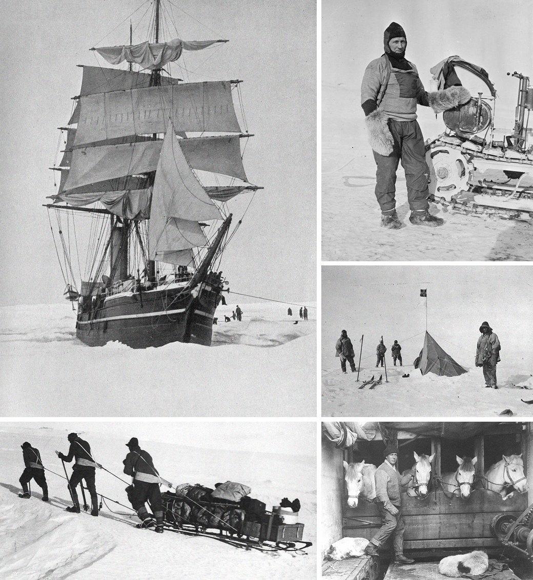 Терра Нова: Полярная гонка Амундсена и Скотта. Изображение № 3.