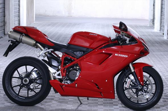 Новый супербайк Ducati Panigale и история его предшественников. Изображение № 14.