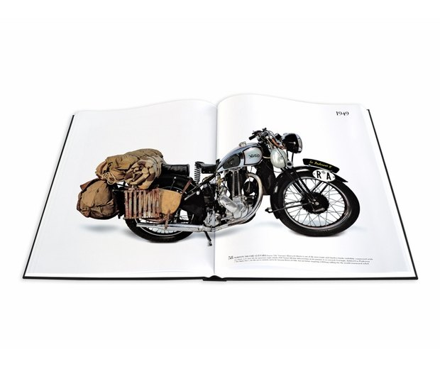 Вышла книга The Impossible Collection of Motorcycles. Изображение № 11.