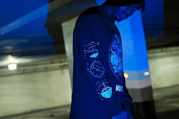 Ритейлер Contraband Boutique снял лукбук новой коллекции марки Hood by Air. Изображение № 7.