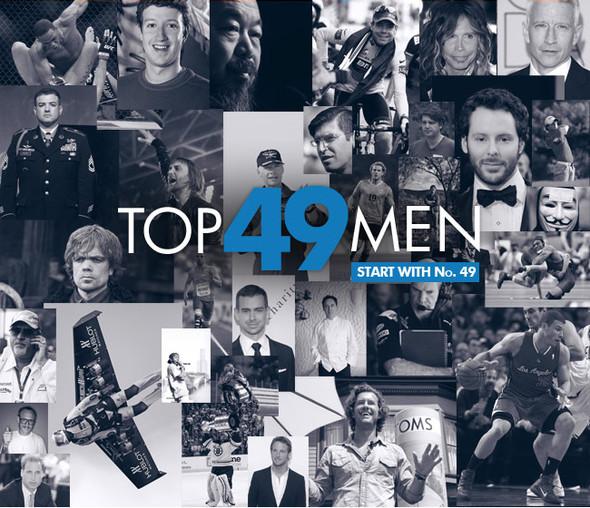 Стив Джобс признан самым влиятельным мужчиной 2011 года. Изображение № 1.