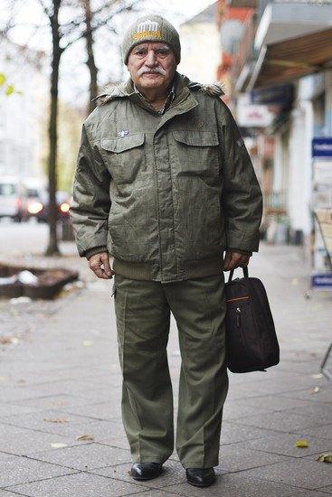 Харизматичный турок Али каждый день демонстрирует новый лук в блоге на Tumblr. Изображение № 4.